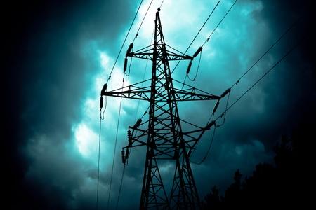 electrical engineering: Power Line