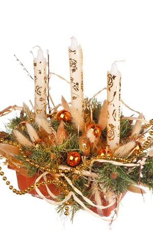 Christmas decoration Stock Photo - 8321754