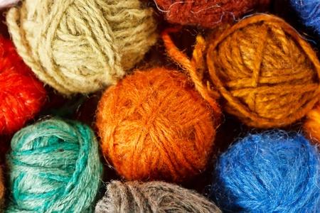 tejido de lana Foto de archivo - 8425747
