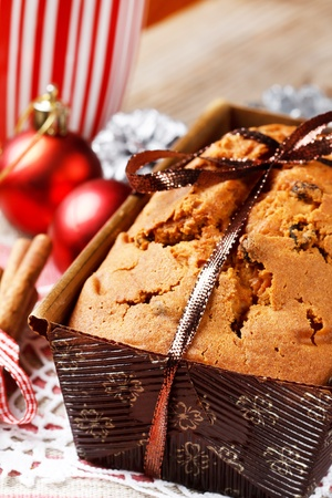 Christmas cake Stock Photo - 8464093