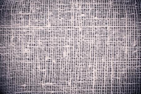 nuance: Texture of rough cotton gauze