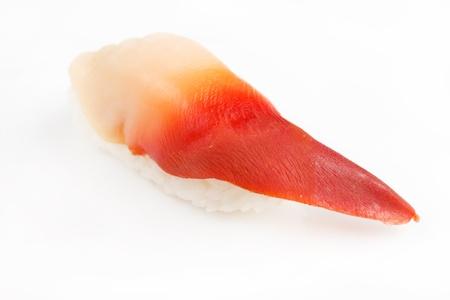 sushi on the white Stock Photo - 8716894