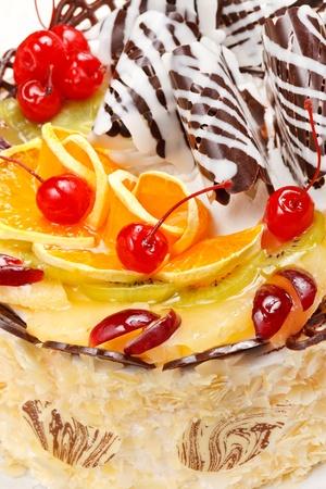 fruit cake photo