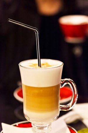 cappuccino cup photo