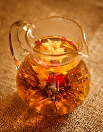 green tea Stock Photo - 9268735