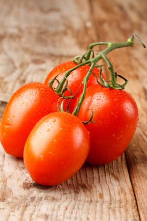 fresh tomatoes Stock Photo - 9284670