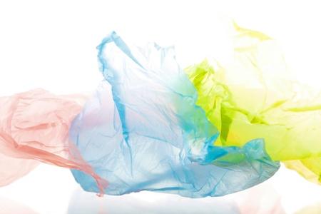 recycle plastic: plastic background