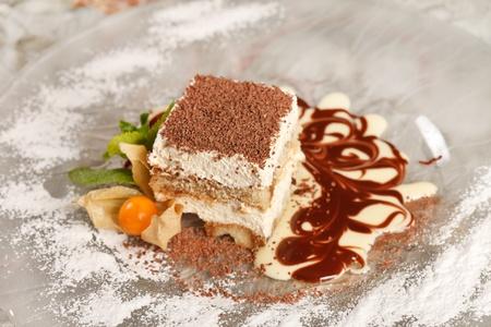 Italian dessert  photo