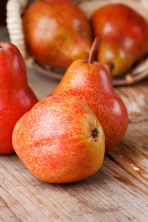 fresh pears Stock Photo - 9472569