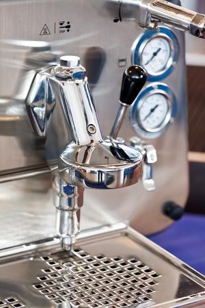 Modern Coffee Machine photo