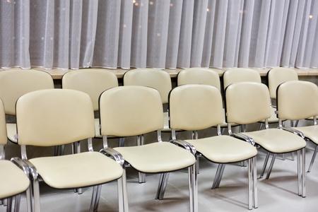 void: Empty classroom