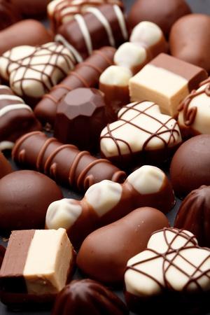 chocolate tart: chocolate sweets