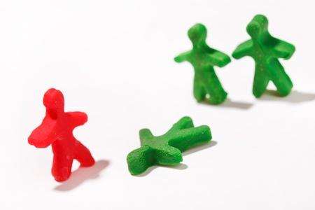 plasticine characters photo