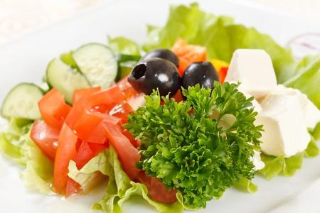 vegetable salad Stock Photo - 10207216