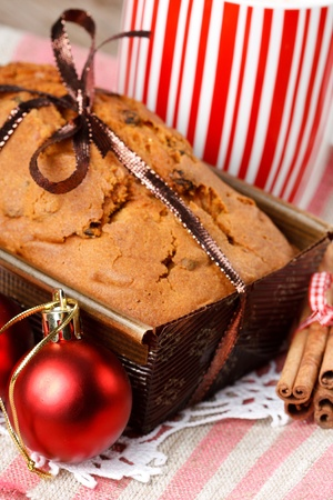 cup cakes: Christmas cake