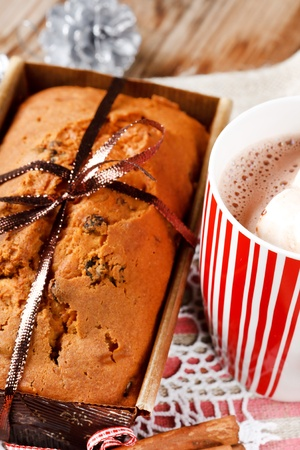 traditon: Christmas cake
