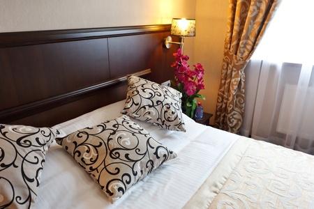 Interior of modern comfortable hotel room Stock Photo - 10351733