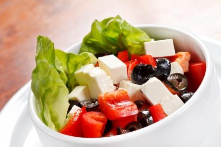 Greek salad Zdjęcie Seryjne - 10460549