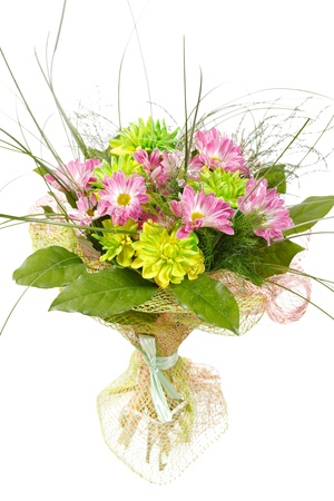 bouquet of colorful flowers Stock Photo - 10479451