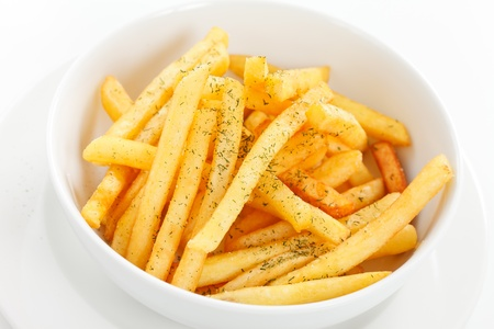 French fries  Stock Photo - 10529567
