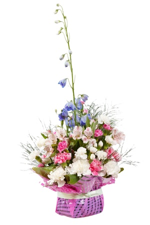 bouquet of colorful flowers  Stock Photo - 10560303