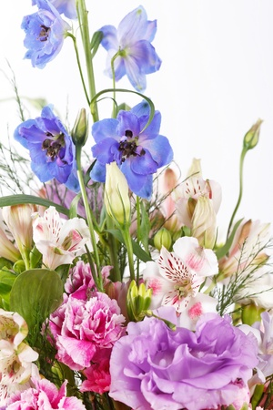 bouquet of colorful flowers Stock Photo - 10602117