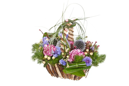 bouquet of colorful flowers Stock Photo - 10648819