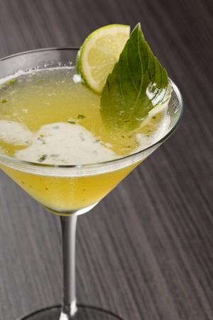 basilic: savoureux cocktail