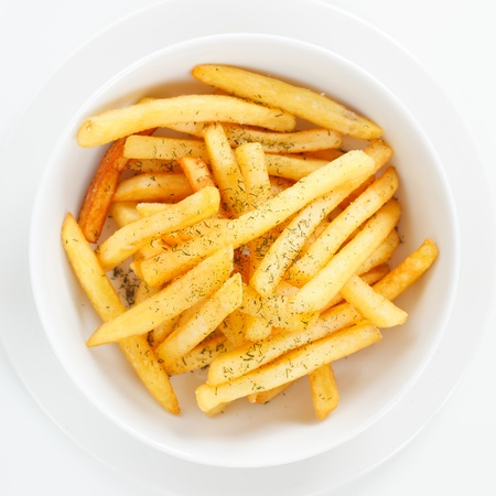 French fries Stock Photo - 10691206