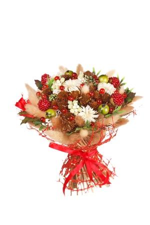bouquet of beautiful flowers photo