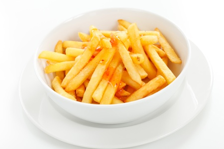 French fries Stock Photo - 10898938