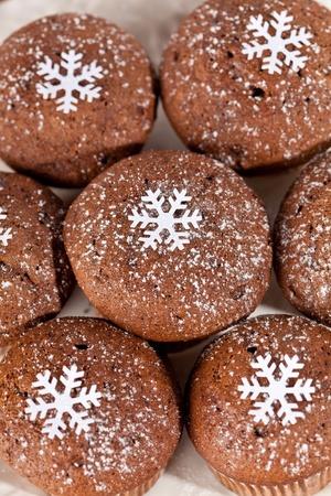 chocolate cupcakes photo