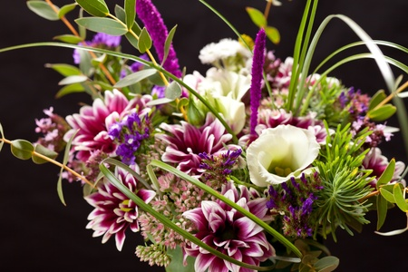 bouquet of colorful flowers  Stock Photo - 11134834