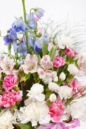 bouquet of colorful flowers  Stock Photo - 11315282