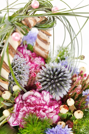 bouquet of colorful flowers  Stock Photo - 11317593