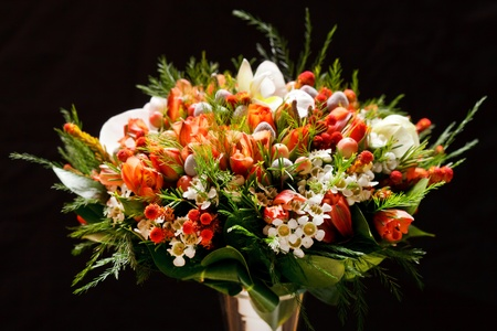 wedding flowers Stock Photo - 11422233