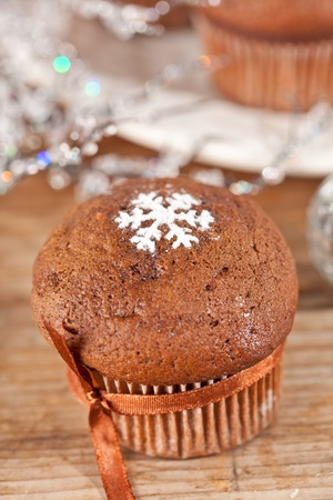 chocolate cupcakes photo