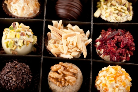 chocolate sweets Stock Photo - 11679566