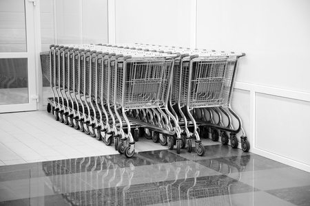Shopping Trolleys photo