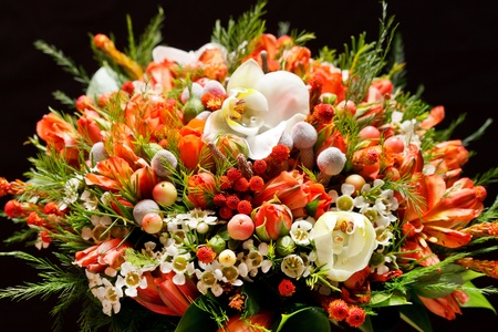 wedding flowers Stock Photo - 11745201