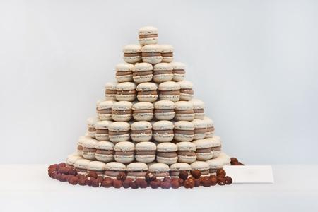 macaroon cookies  photo