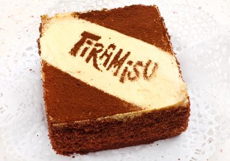 Tiramisu dessert photo