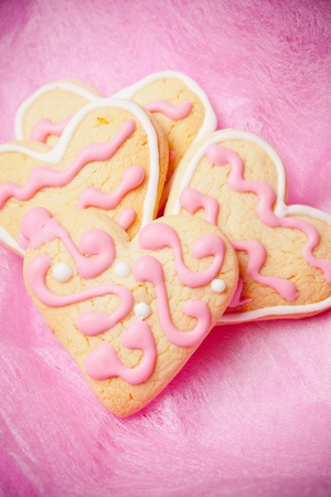 cookies for valentines day  photo