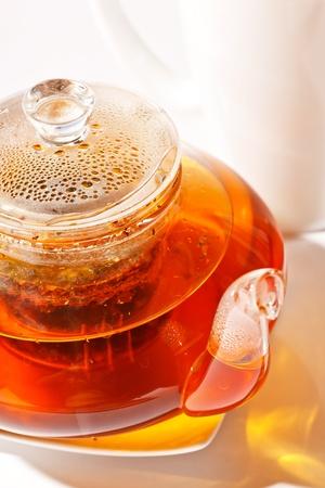 herbal tea  Stock Photo - 12149421