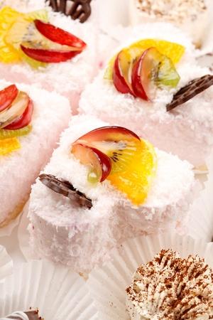 Tasty pastries photo