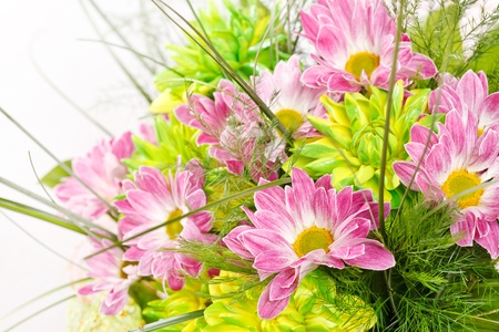 bouquet of colorful flowers  Stock Photo - 12355548