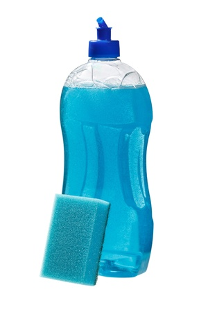 detergent: cleaning product