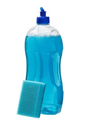 desinfectante: producto de limpieza Foto de archivo