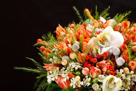 wedding flowers Stock Photo - 13053830