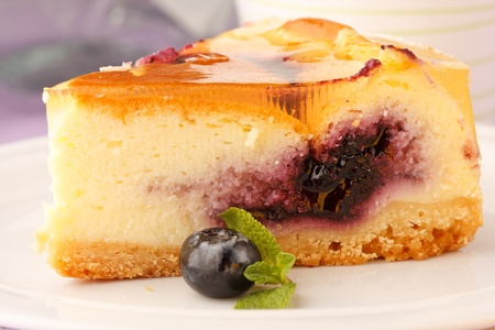 tasty cheesecake photo